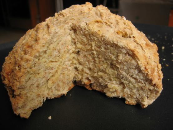 Genius Kitchen Whole Wheat Irish Soda Bread Recipe