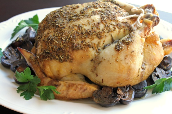 Whole Crock Pot Chicken Recipe Genius Kitchen