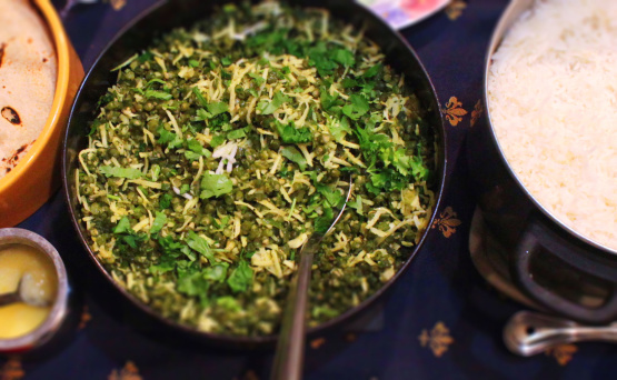 Green Chawli Long Beans With Shredded Coconut Recipe Genius Kitchen