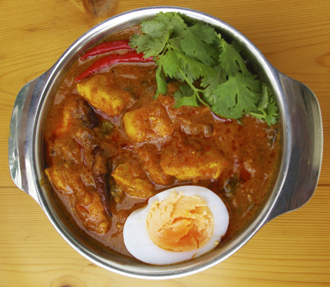 Yorkys Hot Chicken Curry Recipe - Genius Kitchen