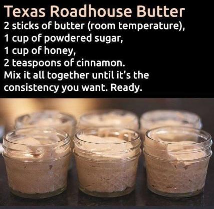Texas Roadhouse Butter Recipe Genius Kitchen