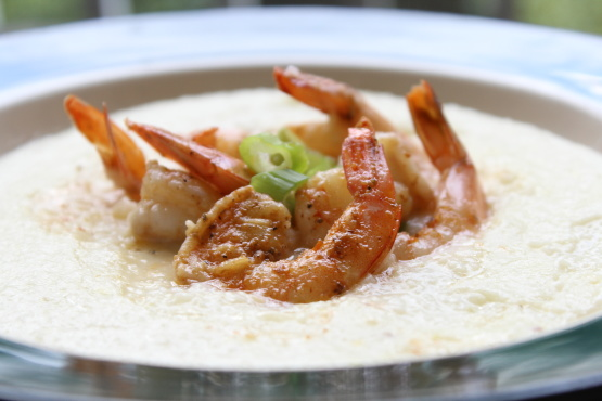 Shrimp And Grits Recipe - Genius Kitchen
