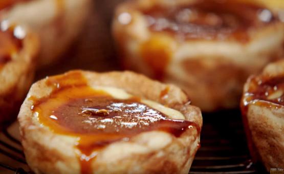 Jamie Olivers Portuguese Custard Tarts Recipe Genius Kitchen