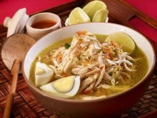 indonesian food recipes soto kudus recipe genius kitchen