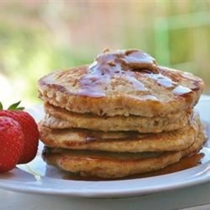 how to make quick oatmeal pancakes