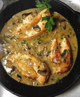 Instant pot chicken marsala recipe genius kitchen like 1 forumfinder Images