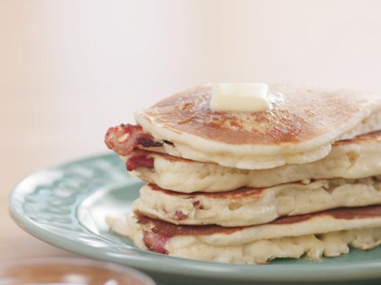Bacon pancake dippers recipe genius kitchen photo by genius kitchen ccuart Gallery
