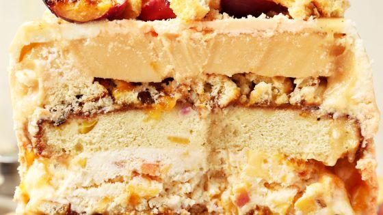 Genius Kitchen Sour Cream And Cheese Cream Pound Cake