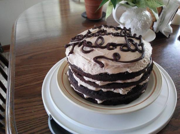chocolate torte cake chocolate bavarian torte recipe food 2911