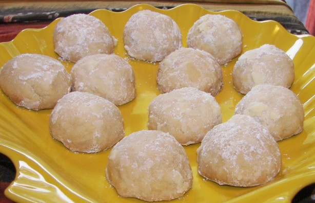 mexican wedding cake cookies recipe mexican wedding cakes cookies recipe baking food 17299