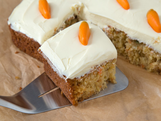 Phenomenal Carrot Cake Recipe
