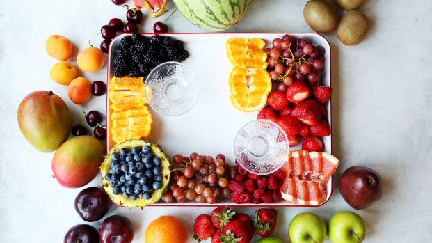 STEP THREE: Larger Fruits