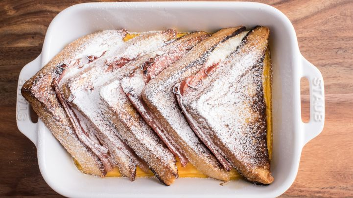 Christmas breakfast and brunch recipes make ahead dishes genius monte cristo casserole forumfinder Images