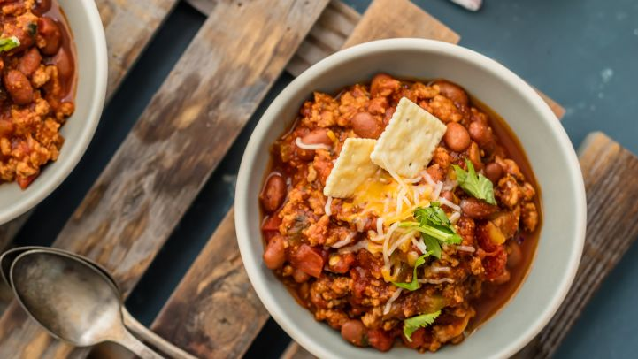Award winning chili recipes genius kitchen ground turkey chili recipe forumfinder Images