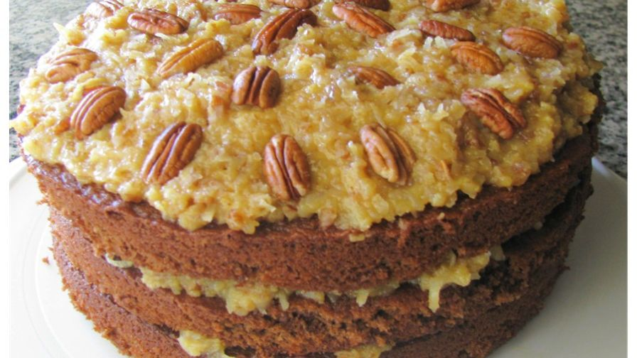 German Chocolate Cake Recipe Genius Kitchen