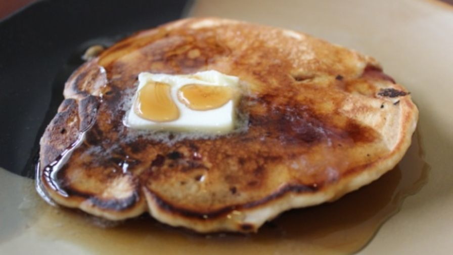 Strawberry Pancakes From Rachael Ray Recipe BreakfastGenius Kitchen