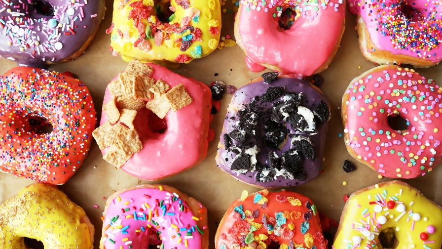 Donut Shop Donuts Filling And Icings Glazes Recipe Genius Kitchen