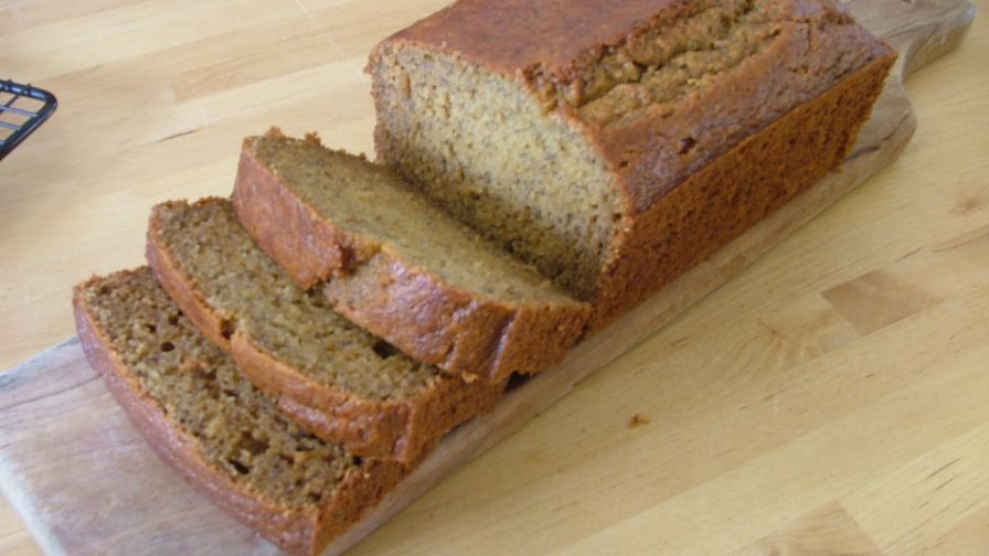 Baby bears whole wheat banana bread recipe genius kitchen 2 view more photos save recipe forumfinder Choice Image