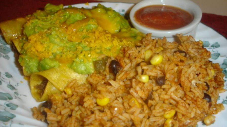 20 minute spanish rice recipe genius kitchen 4 view more photos save recipe forumfinder Gallery