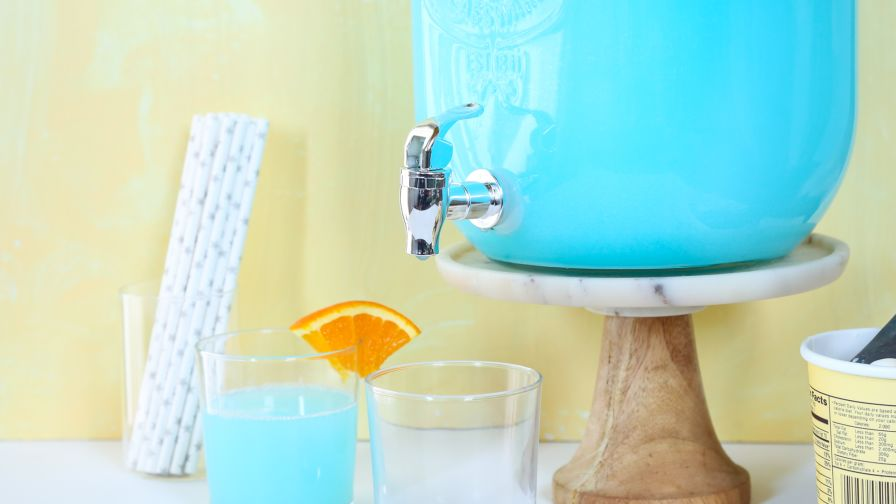 Blue Baby Shower Punch Recipe - Genius Kitchen