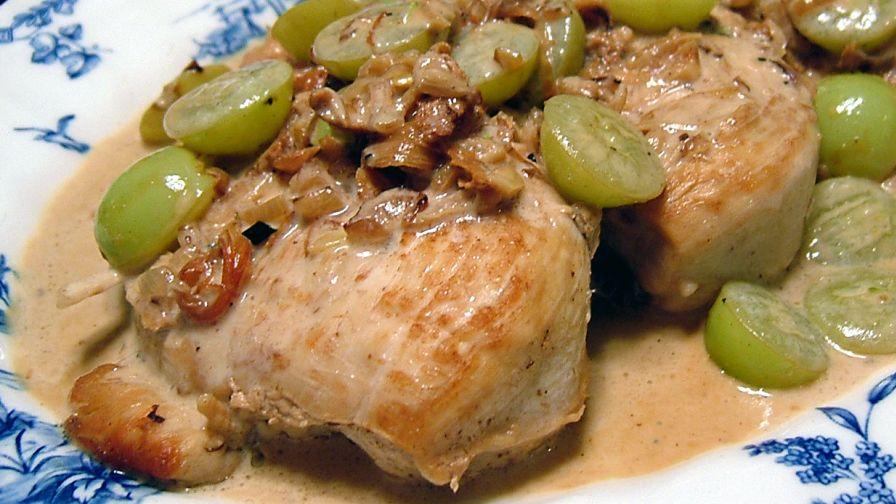 Elizabethan chicken recipe genius kitchen 3 view more photos save recipe forumfinder Images