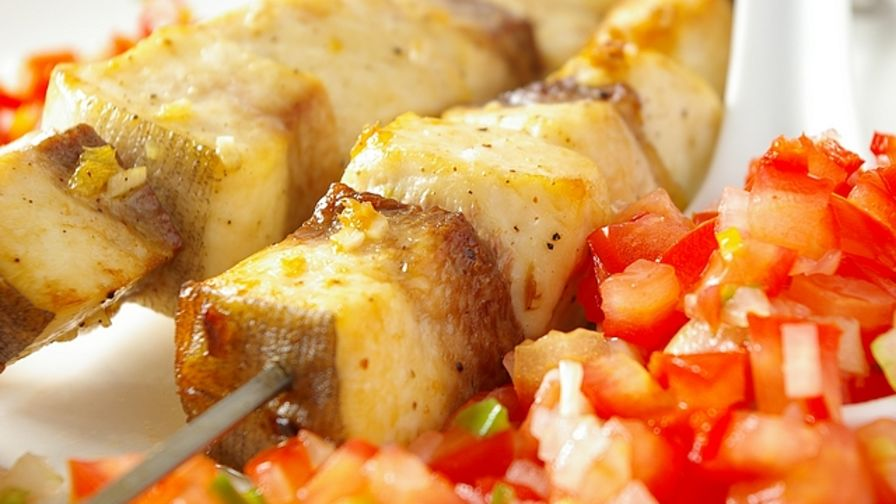 Yugoslavian fish skewers with serbian tomato relish recipe top review by forumfinder Images