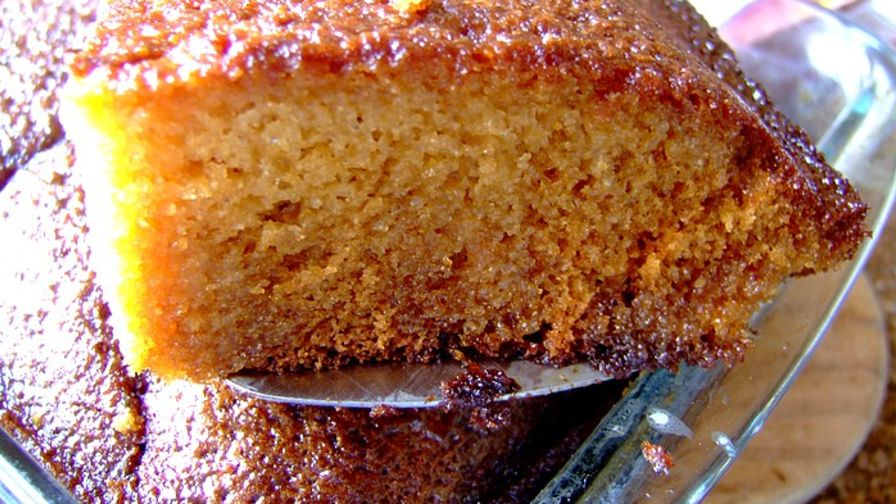 Malva pudding south african baked dessert recipe genius kitchen 7 view more photos save recipe forumfinder