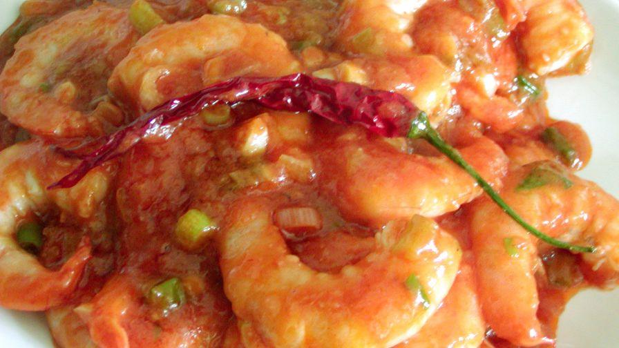 Szechwan shrimp chili shrimp recipe genius kitchen 7 view more photos forumfinder Image collections