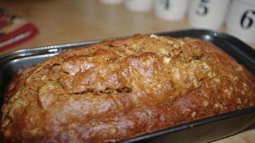 Carrot banana bread recipe genius kitchen 4 view more photos save recipe forumfinder Images