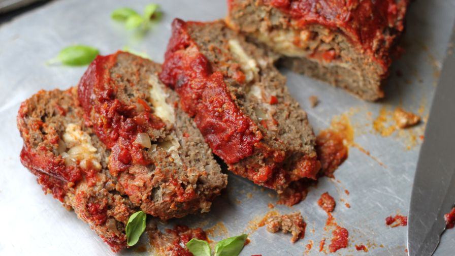 Not your mamas meatloaf low carb and beefed up recipe genius kitchen 4 view more photos save recipe forumfinder Gallery