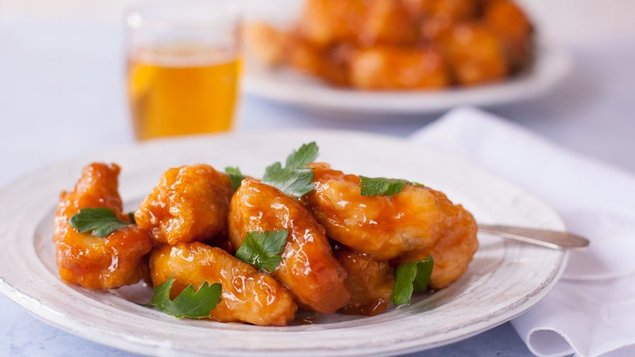 Kittencals chinese chicken balls with sweet and sour sauce recipe 26 view more photos save recipe forumfinder Choice Image
