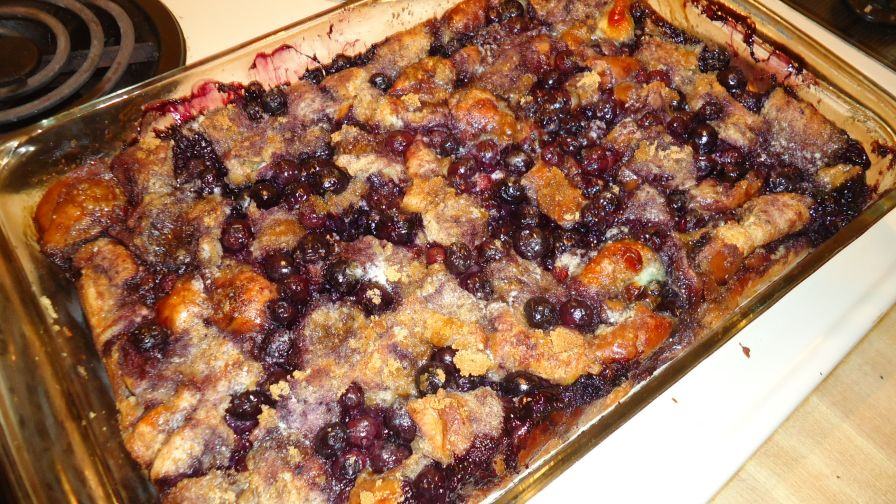 Blueberry bread pudding recipe genius kitchen forumfinder Image collections