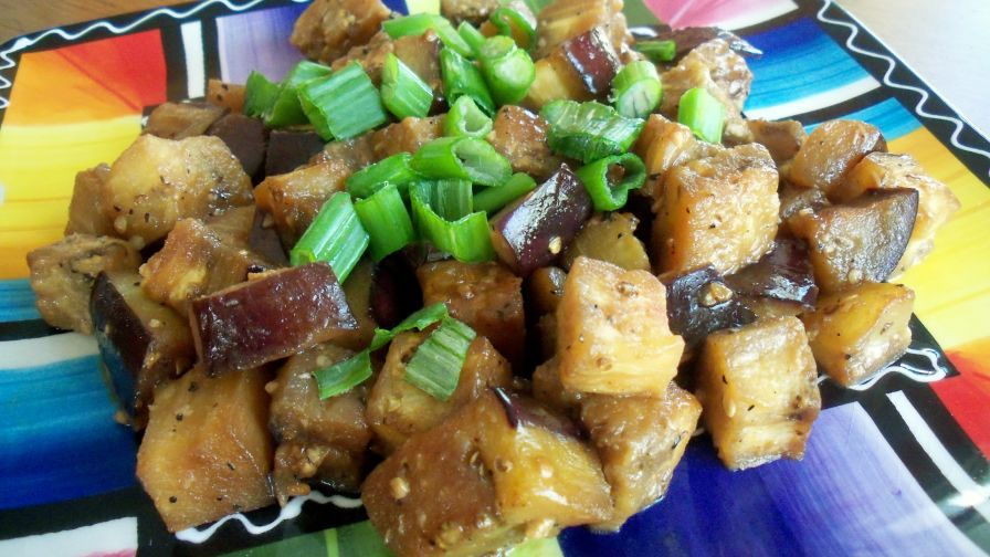 Filipino eggplant aubergine adobo recipe genius kitchen 3 view more photos forumfinder Choice Image