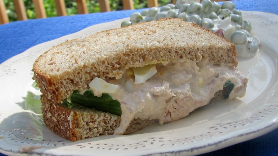 My moms tuna fish sandwich recipe genius kitchen 1 view more photos save recipe forumfinder Image collections