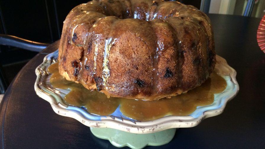 Caramel Apple Bundt Cake Southern Living