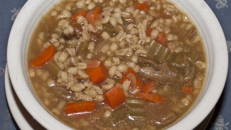 Calories In Mushroom Barley Soup Whole Foods