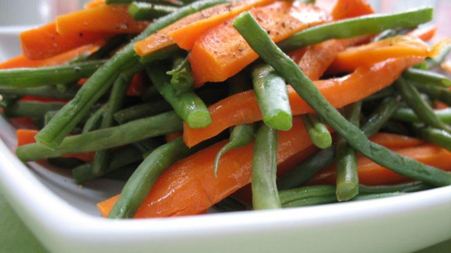 how to make glazed carrots