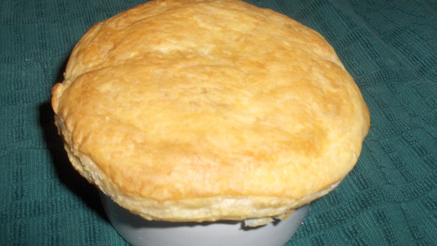 reheating pastry in oven