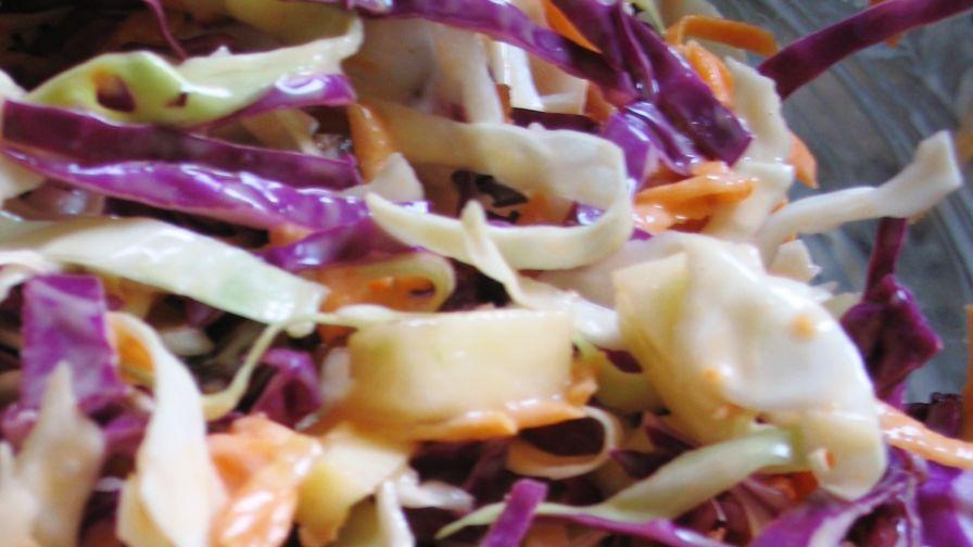 Fruity coleslaw recipe genius kitchen 2 view more photos forumfinder Choice Image