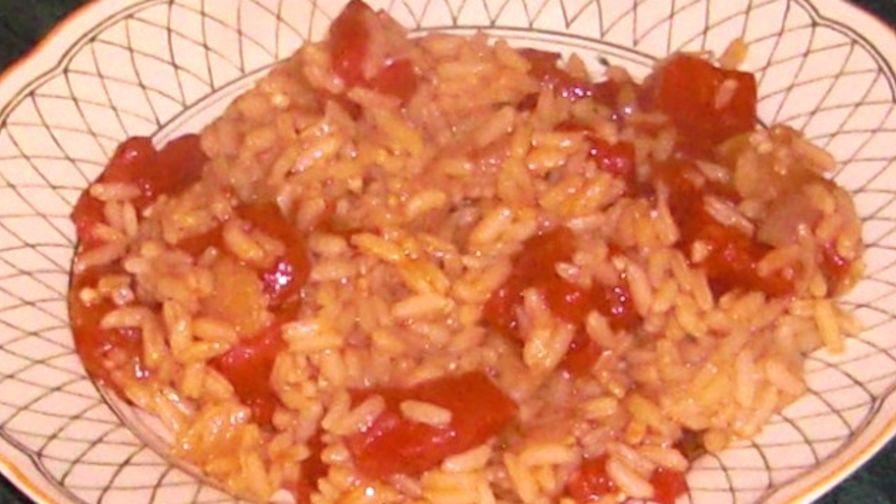 Portuguese tomato rice recipe genius kitchen 4 view more photos forumfinder Gallery