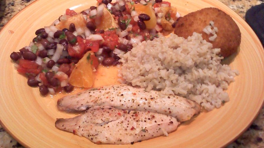 Costa rican tilapia recipe genius kitchen 2 view more photos forumfinder Image collections