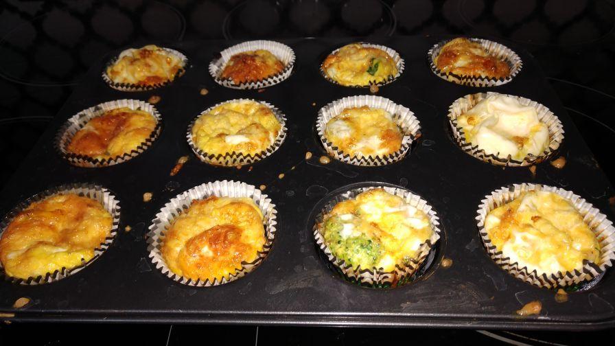 Muffin sized breakfast quiche recipe genius kitchen 7 view more photos forumfinder Choice Image