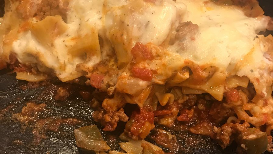 recipe: skillet lasagna cooks illustrated [13]