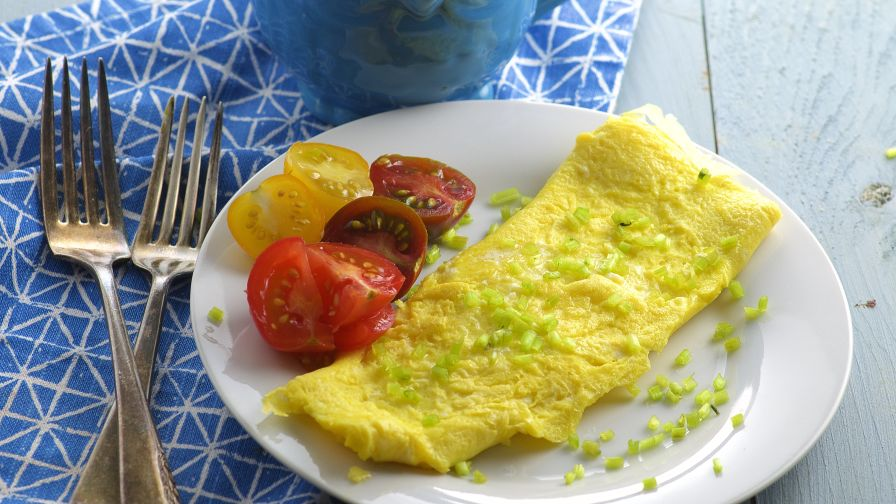 The omelet by alton brown recipe genius kitchen 12 view more photos save recipe forumfinder Images