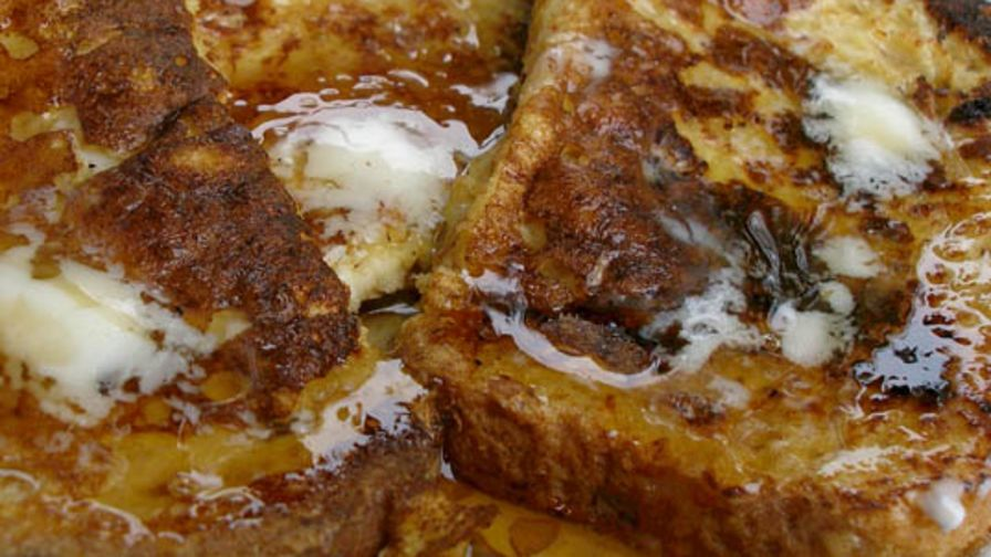 Cinnamon french toast recipe genius kitchen 4 view more photos save recipe forumfinder Images