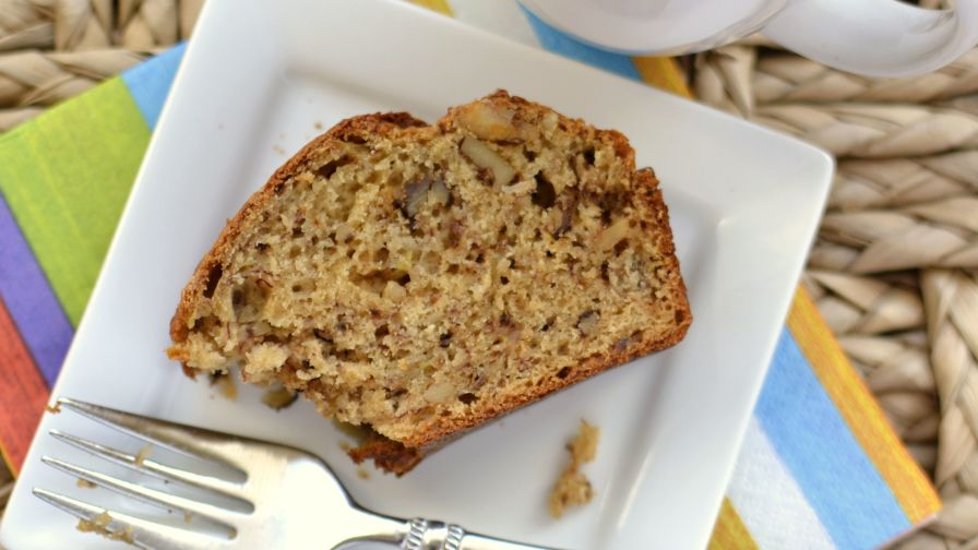 Healthy banana bread recipe genius kitchen 2 view more photos save recipe forumfinder Image collections