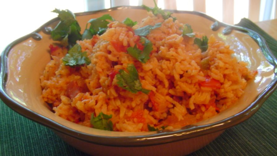 Spanish rice recipe genius kitchen 2 view more photos save recipe forumfinder Image collections