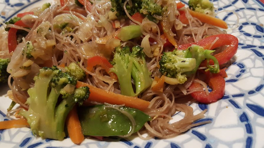 Stir fried mixed vegetables thai style recipe genius kitchen 2 view more photos forumfinder Choice Image