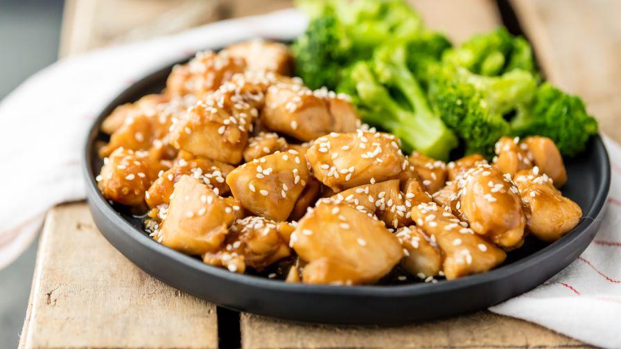 Chicken and teriyaki sauce recipe genius kitchen forumfinder Images