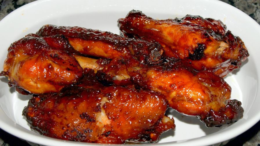 Teriyaki chicken wings recipe genius kitchen forumfinder Choice Image